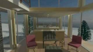 Koehler Residence Interior Drop Down