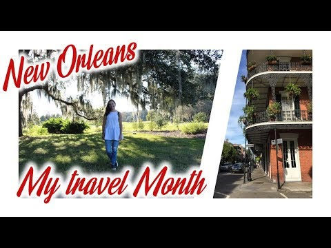 New Orleans : Travel Diary (EN subtitles)