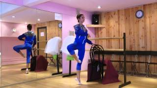 Уроки боди-балета в Москве
