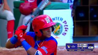 Dominican Rep v USA - U-15 Baseball World Cup 2018