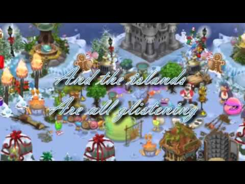 【My Singing Monsters】 Singing On A Silly Cold Island «Holiday Carols Contest» +mp3