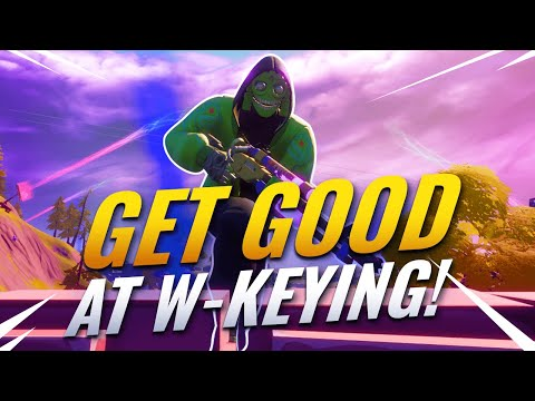 HOW To Improve Your W-Keying in Just 10 Minutes! - Advanced Tips To Win
