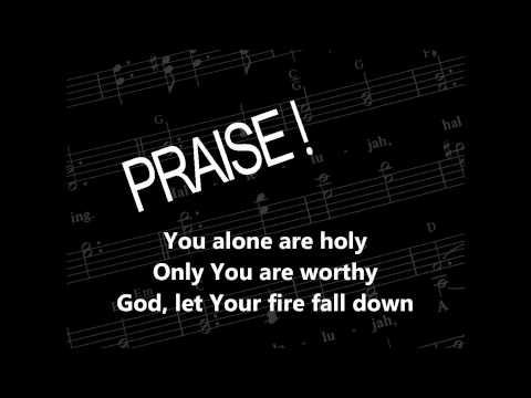 Here for you - Matt Redman (Lyrics)