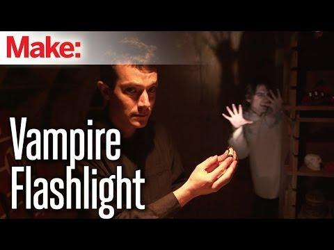 Vampire Flashlight