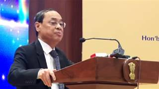 Legal Services Day 2017 Speech of Hon'ble Mr. Justice Ranjan Gogoi