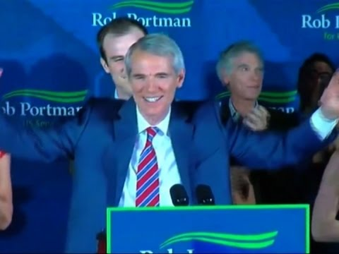 Ohio Re-Elects Republican Senator Rob Portman
