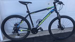 2017 Cannondale Catalyst 4 review