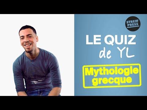 Youtube: Le quiz de YL | Mythologie grecque