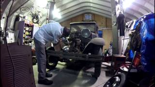 Model A Parts + The Rugg Runs! Ike's Adventures