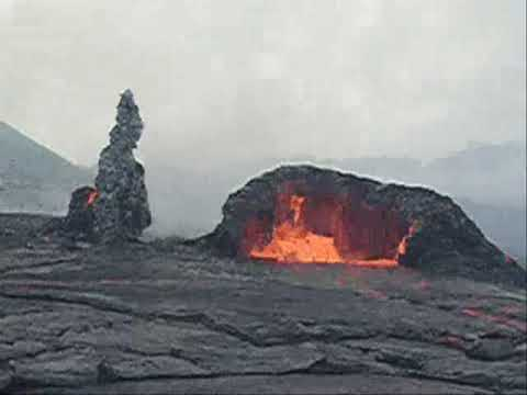 Kīlauea - The World