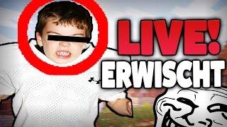 TYP wird FÜR 50 JAHRE GEBANNT !! - GRIEFER LIVE ERWISCHT !! - Minecraft TROLLING