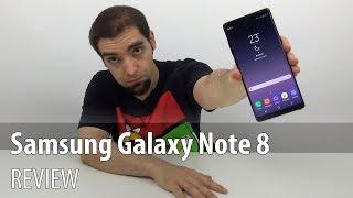 Samsung Galaxy Note 8 Review în Limba Română