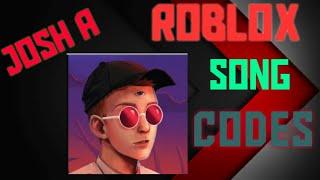 Josh A Roblox Id Codes