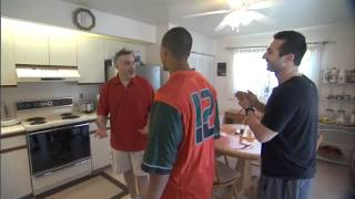 Jon Jay and Daniel Descalso house tour