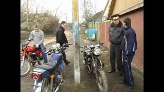 ГАИ  21 03 2007 Мотоциклы