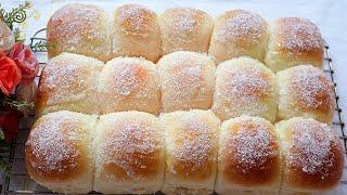 Pão De Leite Condensado – Macio E Fofinho