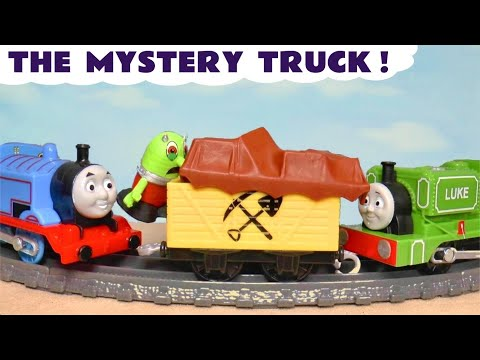 MYSTERY Toy Train Truck - Thomas and Friends Trains with the Funlings