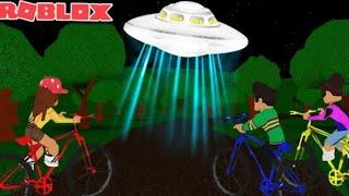 I Found Area 51 In Roblox Bloxburg