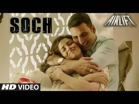Soch Na Sake Video Song - Airlift
