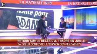 Mort d'Adama Traoré: