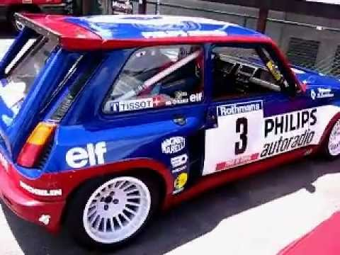renault 5 turbo philips maxi youtube. Black Bedroom Furniture Sets. Home Design Ideas