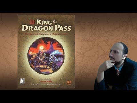 """Gaming History: King of Dragon Pass """"A game of culture"""""""