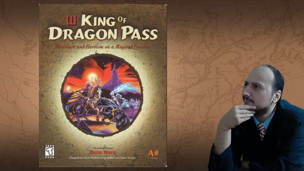 """Download Gaming History: King of Dragon Pass """"A game of culture"""""""