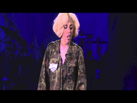 "Thumbnail: Lady Gaga - ""What's Up"" 4 Non Blondes Live Cover at #artRaveVienna"