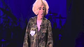 Lady Gaga - .What's Up. 4 Non Blondes Live Cover at #artRaveVienna Live footage and vocals from the so