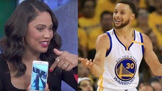 Steph Curry's Wife Ayesha Reveals His Freaky Fetish