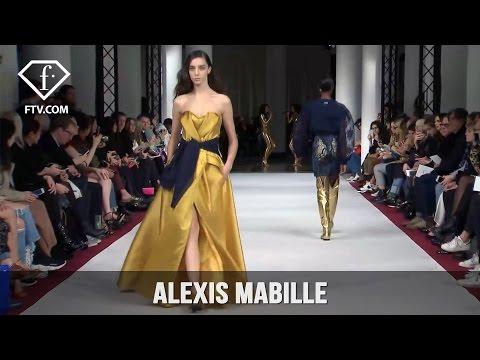 Paris Fashion Week Fall/Winter 2017-18 - Alexis Mabille | FashionTV