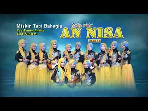 Qasidah An Nisa - Miskin Tapi Bahagia [Original Klip]