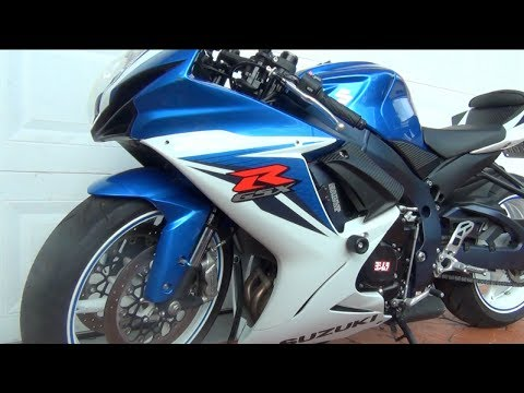 how to install frame sliders on 2012 gsxr 600 2011 2013 - youtube