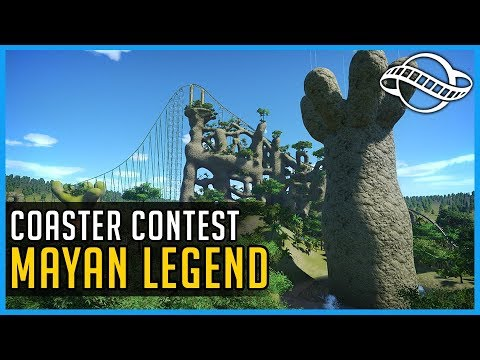 Planet Coaster: Mayan Legend | Coaster Spotlight 602 #PlanetCoaster