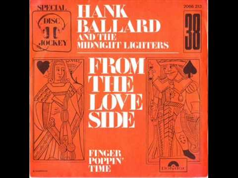 """Hank Ballard and The Midnighters """"From The Love Side"""""""