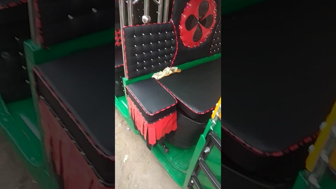 Auto Rickshaw Seat Cover 1 Youtube