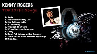 MB Kenny Rogers - Top 10 Hits