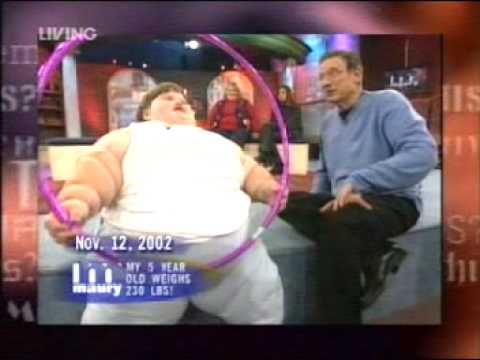 Maury - fattest girl in the world