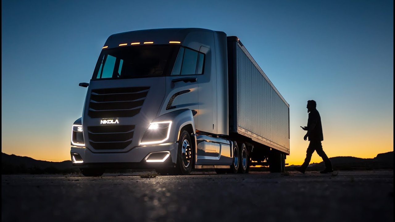Nikola rebuts fraud claims but acknowledges that its truck wasn't ...