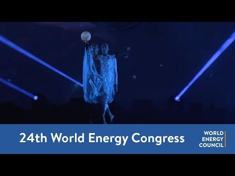 24th World Energy Congress - Opening ceremony