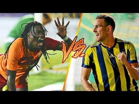 VİNCENT JANSSEN VS BAFETİMBİ GOMİS - KİM DAHA İYİ ! -2018-2017