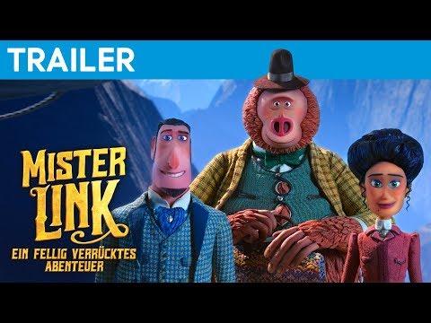 Mister Link - Ein fellig verrücktes Abenteuer| Offizieller HD Trailer | Deutsch German | (2019)