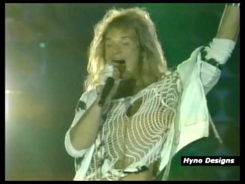 Van Halen- Running with the Devil - US Festival 83