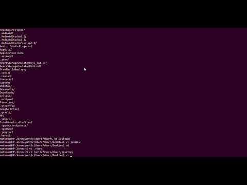 How to remove alert sound on VIM on Ubuntu Bash for Windows 10