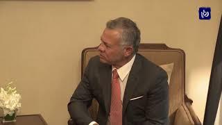 الملك عبدالله الثاني والرئيسُ العراقي يتفقان على توسيعِ التعاون بين البلدين - (15-11-2018)