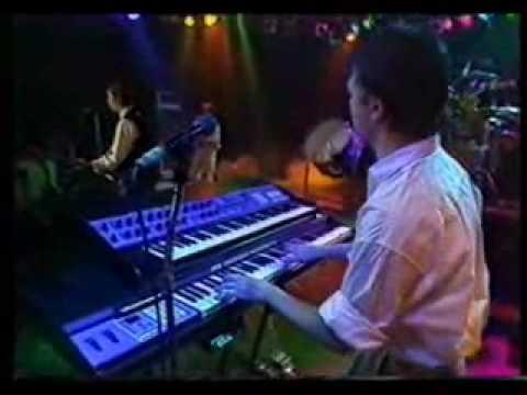 The Nits - Panorama man (live 1988)