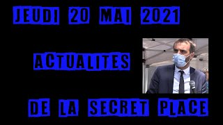 ACTUALITÉS DE LA SECRET PLACE