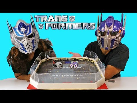 optimus-prime-vs.-optimus-prime-battlebot-war-!-||-blindbagshow-ep93-||-konas2002