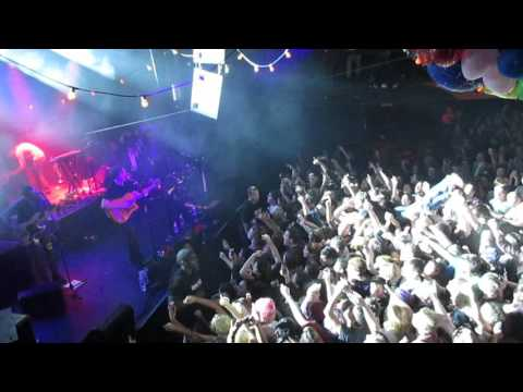 The Front Bottoms Twin Size Mattress   Irving Plaza, NYC 10.16.15
