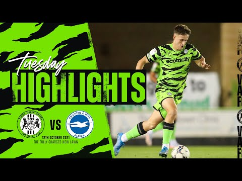Forest Green Brighton U21 Goals And Highlights